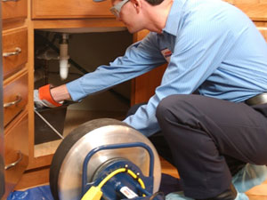 Service and repairs plumber Cypress TX